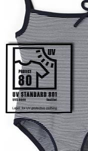 Label UV Standard 801 Vêtements