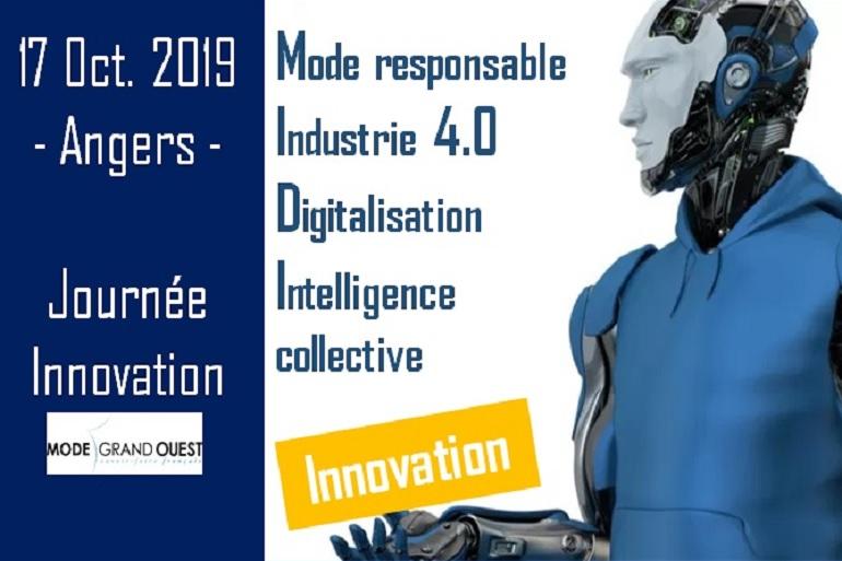 Journée Perspectives et Solutions d'innovation – 17 octobre 2019 – Angers