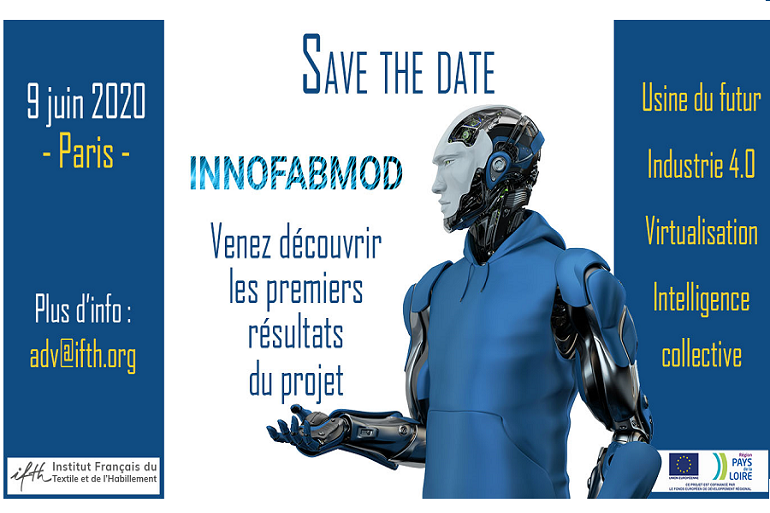 Save the Date- Rendez-vous INNOFABMOD – 9 juin 2020