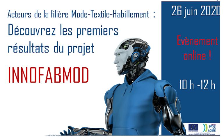 Industrie du futur: découvrez les premiers résultats du projet INNOFABMOD – 26 juin 2020